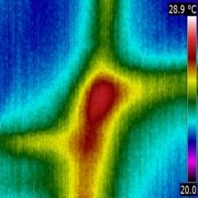 Analyse thermographique 280x280 Recherche de  fuites