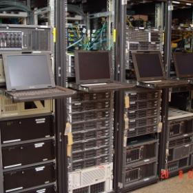 Baies informatiques 280x280 Décontamination matériels électroniques / Electriques
