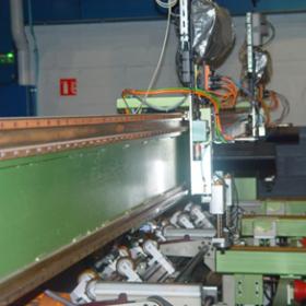 Désoxydation d'une chaîne robotisée 280x280 Décontamination déquipements techniques
