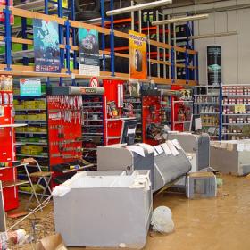 NETTOYAGE FONCTIONNEL DES LOCAUX PROFESSIONNELS STOCKAGES... 280x280 Décontamination Bâtiment / Agencement