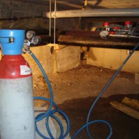 TEST ETANCHEITE AU GAZ TRACEUR 280x280 Recherche de  fuites