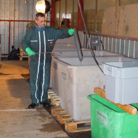 mise en place des chaines de bains 280x280 Traitement de la corrosion
